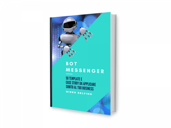 Ebook bot messenger