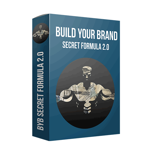 Build Your Brand Secret Formula