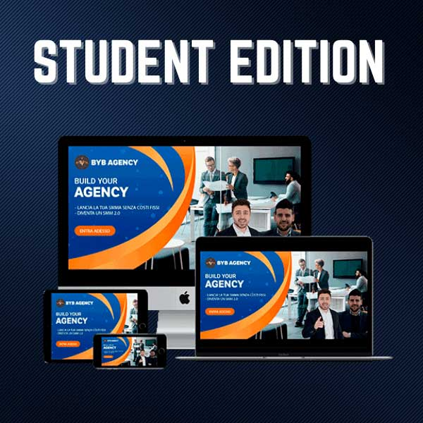Build Your Agency Student Edition