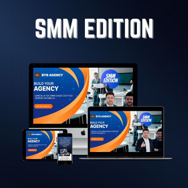Build You Agency SMM Edition