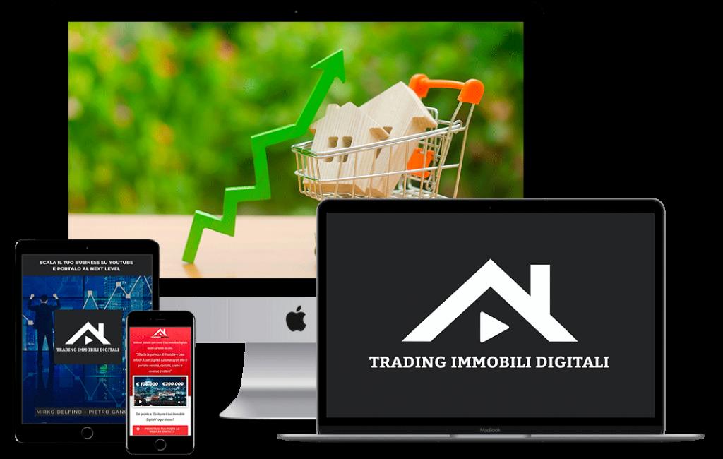 trading immobili digitali
